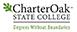 Charter Oak State College Logo
