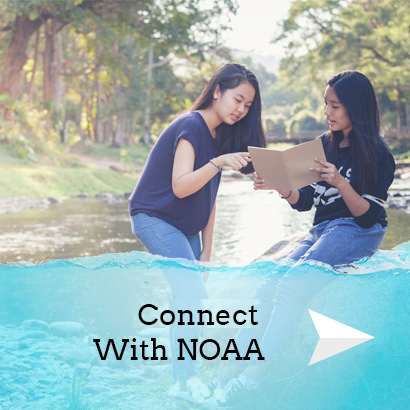 Connect with NOAA